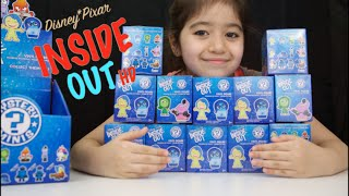 Disney Inside Out Movie Mystery Mini Surprise HD video