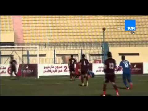 اهداف مباراة اسوان و المقاصة 2-3 || الدورى المصرى aswan vs makasa