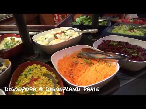 Disneyland Paris Restaurants Hunter`s Grill Disney`s Sequoia Lodge DisneyOpa