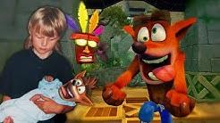 TÄÄ PELI OLI MUN LAPSUUS   Crash Bandicoot - NSane Trilogy