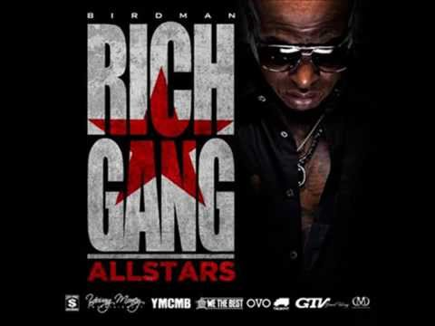 Rich Gang - Colors (Feat. Lil Wayne, Kendrick Lamar & Jay Rock) #YM