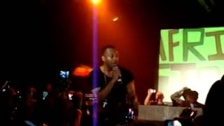 Drink and merry-agent sasco a.k.a assassin live at baseline,south africa