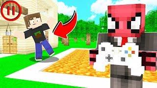 ARKADAŞIMI KONTROL EDİYORUM! 😱 - Minecraft