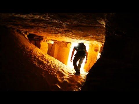 EGYPT - REAL LIFE TOMB RAIDER