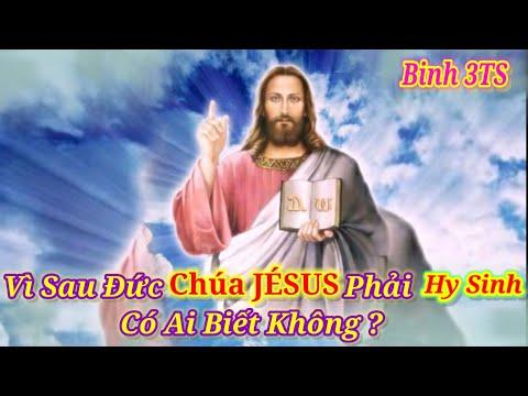 Đức chúa GiêSu
