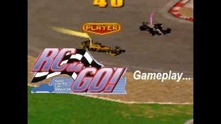 RC De GO Gameplay ... ePSXe