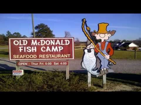 Old McDonald Fish Camp's Jerry Bass Invites Lazar's Fan Page Fans To  Come See Us - North Augusta SC