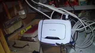 Как улучшить сигнал wifi. Удлинитель антенны. Тест(Усиливаем сигнал и раздаем вайфай на 2 квартиры от одного роутера при помощи удлинителя антенны. Опыты и..., 2014-04-08T11:27:47.000Z)