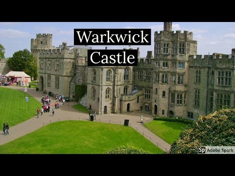 Travel Guide Warwick Castle Warwickshire UK Pros And Cons Review