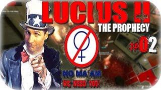 Verbrennt die Machos! - Lucius 2 #02 [Let