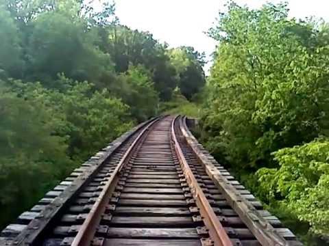 Hidden Parts Of Cincinnati: Ault Park Abandoned Train Bridge