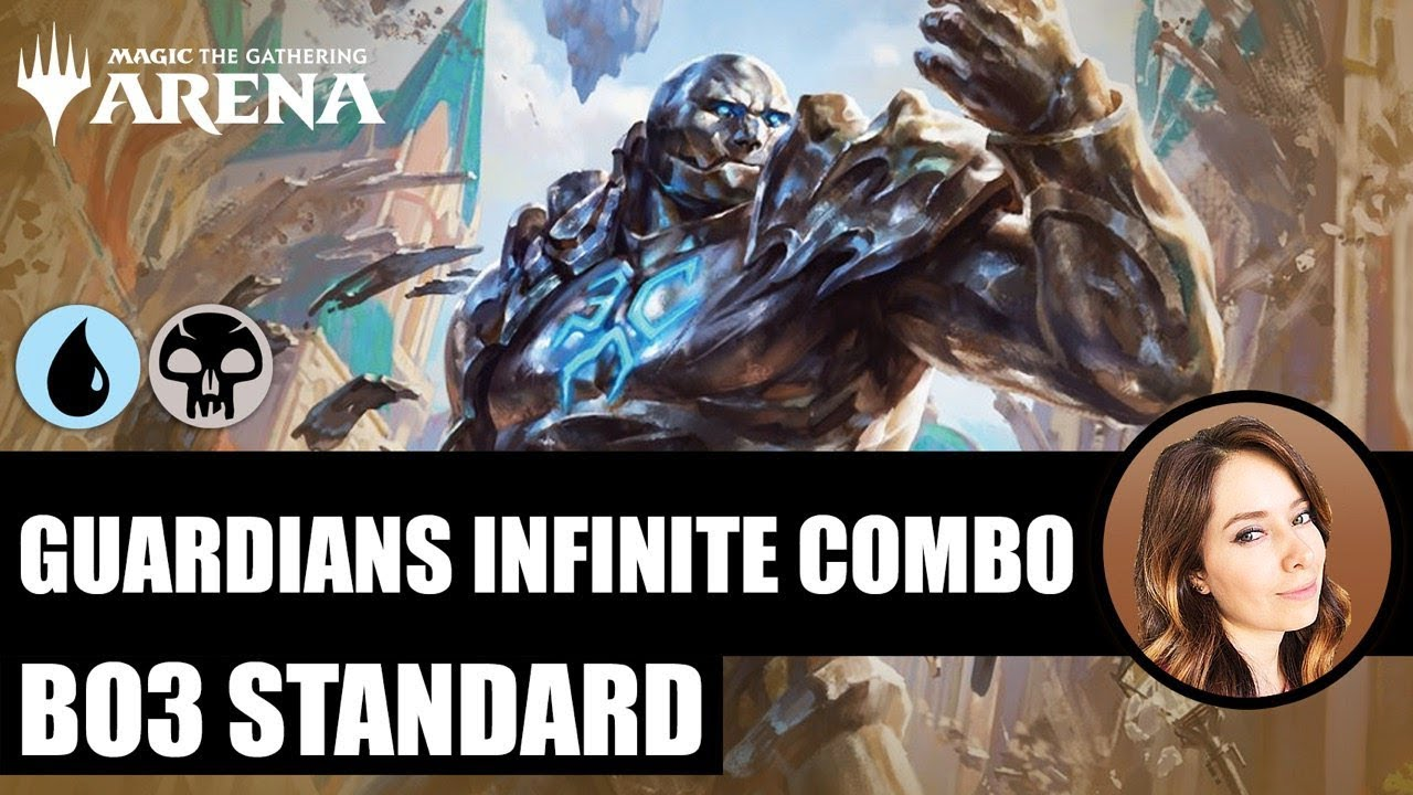 Guardians Infinite Combo - Standard Deck | MTG Arena (sponsored)