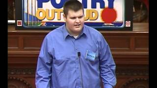 Poetry Out Loud Nicolas Cordell Siskiyou County Round 2.mp4