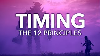 TIMING - The 12 Principles of Animation - New Frame Plus