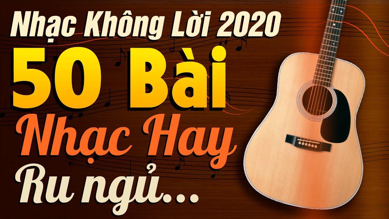 50 Bài Nhạc Không Lời Rumba Cực Hay Ru Ngủ   Hòa Tấu Guitar Không Lời   Nhạc Phòng Trà 2021