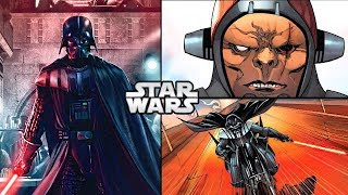 DARTH VADER HUNTS A NEW JEDI!!! (CANON) - Star Wars Comics Explained