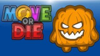 Move Or Die! (KEEP MOVING!!!) BasicallyIdoWrk Vs Nogla Vs Delirious!