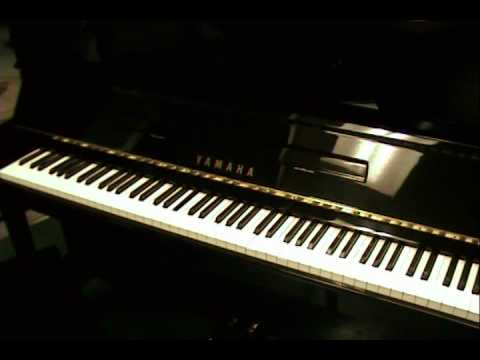 Yamaha u1 disklavier upright piano youtube for Yamaha u1 disklavier upright piano