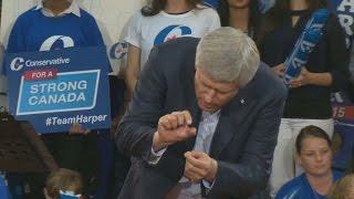 Stephen Harper on Trudeau's deficit plan