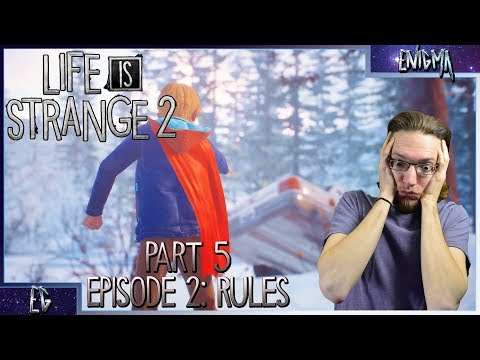 SECRETS REVEALED | Life is Strange 2 - Episode 2: Rules | Part 5 (FINALE) thumbnail