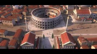CivCity: Rome PC Games Trailer - Trailer