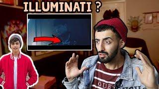 Reacting to Harris J's Controversial Song (Illuminati)