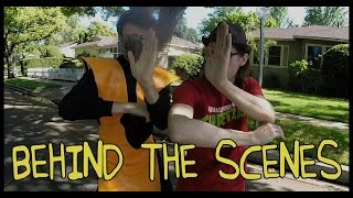 Mortal Kombat Movie Trailer - Homemade Behind the Scenes