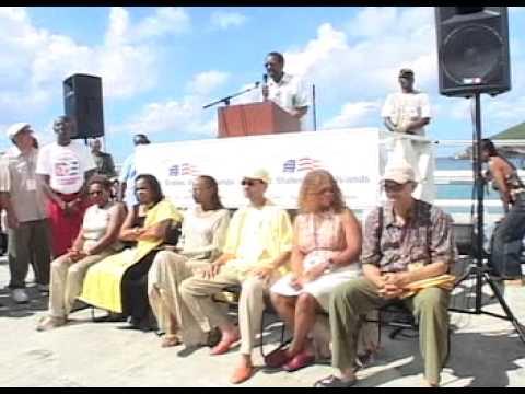 Welcome program in St. Thomas, US Virgin Islands (Part 1)