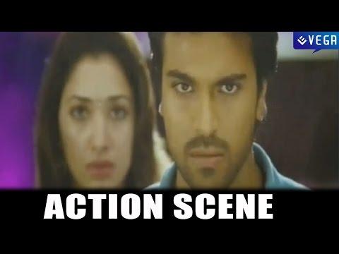 Racha Movie Action Scene : Rama Charan thumbnail