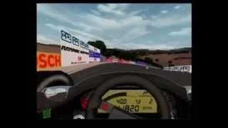 CART precision racing - Game Trailer (1998, FR)