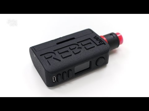 Rebel Vape DNA75C Squonk Mod