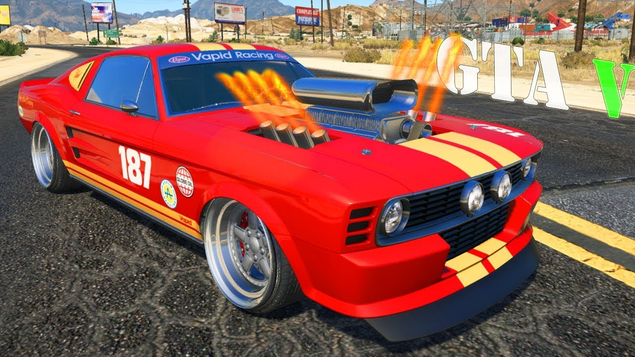 Gta v ford mustang shelby gt500 vapid ellie gta 5 new update southern san andreas super sport