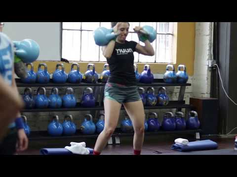 nuun staff takes on Seattle Kettlebell Club 21 Day Challenge (Pt 1)