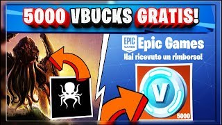 5000 VBUCKS FREE FORTNITE SAVE THE WORLD! NEW THEORIES ABOUT SEASON 8!