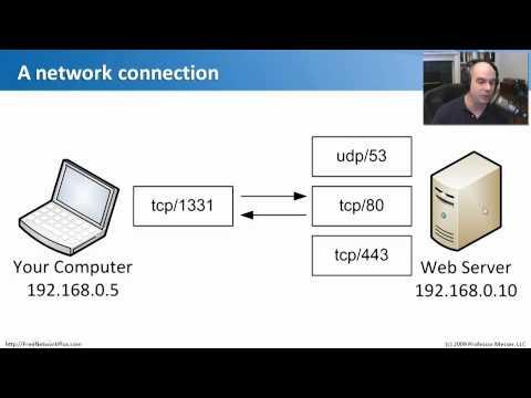 how to find free tcp and udp ports ubuntu