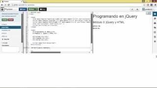 jQuery: remove y empty | jQuery y HTML | Programando en jQuery