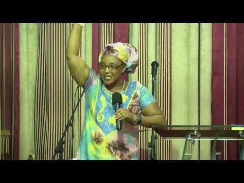 Pastor Sarah Mutesi - Byose birahinduka ariko umugambi w'Imana ntuhinduka (1)
