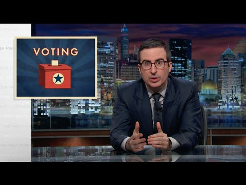 Last Week Tonight with John Oliver: Voting (HBO)
