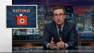 Voting: Last Week Tonight with John Oliver (HBO) thumbnail
