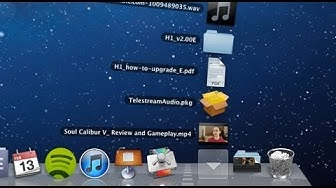 Mac 101: Accidentally Deleted Downloads Folder from Dock
