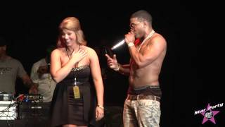 Nelly Performs