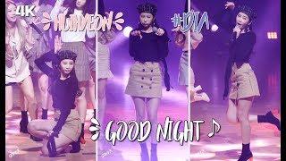 191015 DiA, HUIHYEON - Good Night (4K 다이아, 기희현, 굿밤 @Hello K …