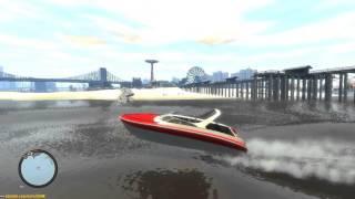 GTA 4 - Мод на автомобили для версии 1.0.7.0