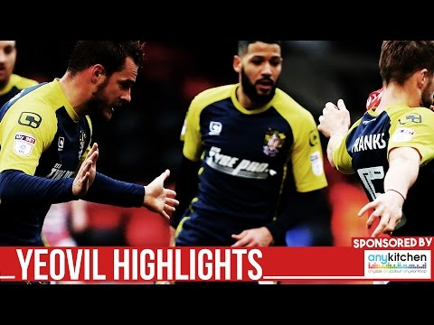 HD HIGHLIGHTS | Yeovil 1-1 Stevenage | League Two 2016/2017