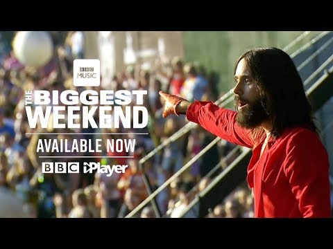 How BBC Music's incredible weekend kickstarted the summer - The Biggest Weekend Recap - BBC