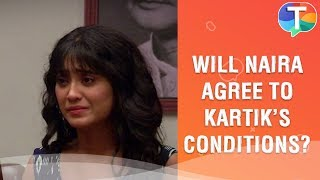 Will Naira agree to Kartik's conditions in court? | Yeh Rishta Kya Kehlata Hai | 16th October 2019
