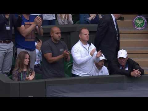 2016, Day 7 Highlights, Andy Murray vs Nick Kyrgios
