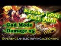 Kritika The White Knights Ver. 3.1.2 iOS MOD | God Mode | Damage x5 |