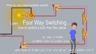 Four Way Switching