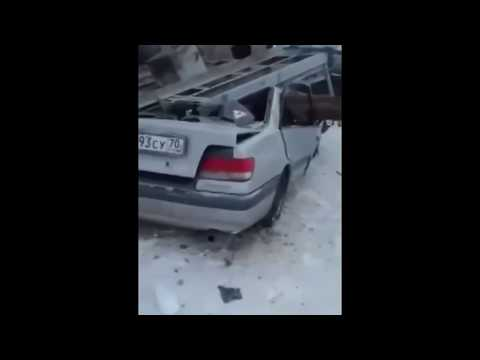 Демонтаж бункера в Томске